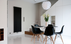10 Modern Black and White Dining Room Sets That Will Inspire You (2)