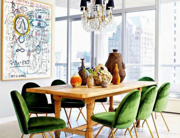 dining room decorating ideas Classic Meets Modern: Dining Room Decorating Ideas by Nate Berkus dining room decorating ideas by nate berkus 2 600x460