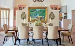 Dining Room Ideas Beautiful Dining Room Ideas From Celebrity Homes dining room ideas 11 240x150
