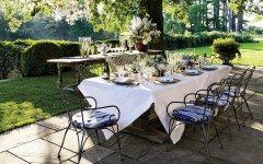 Get Inspired By These Fantastic Outdoor Dining Room Ideas dining room ideas Get Inspired By These Fantastic Outdoor Dining Room Ideas Get Inspired By These Fantastic Outdoor Dining Room Ideas 33 240x150