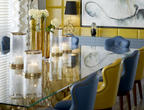 How to Decorate a Dining Room That Looks Elegant and Expensive How to Decorate a Dining Room How to Decorate a Dining Room That Looks Elegant and Expensive How to Decorate a Dining Room That Looks Elegant and Expensive 6 600x460