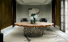 Remarkable Rustic Wood Dining Room Table Ideas