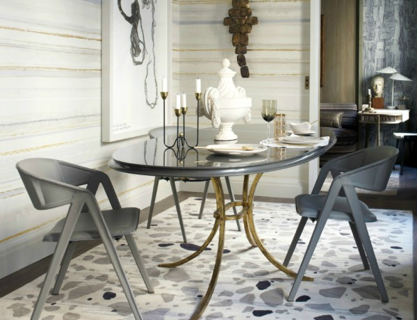 Brilliant Dining Room Ideas From AD 100 Interior Designers dining room ideas Brilliant Dining Room Ideas From AD 100 Interior Designers Brilliant Dining Room Ideas From AD 100 Interior Designers 2 1 600x460