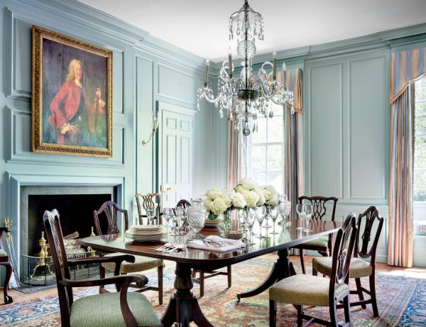 Get Inspired By These Wonderful Traditional Dining Room Ideas dining room ideas Get Inspired By These Wonderful Traditional Dining Room Ideas Glamorous Dining Room Ideas Designed By Gomez Associates 9 600x460