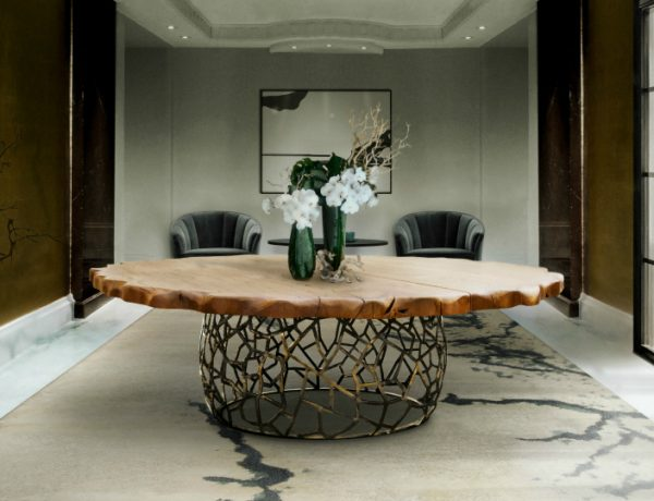 10 Sleek Wooden Dining Table Ideas That You Will Covet wooden dining table ideas 10 Sleek Wooden Dining Table Ideas That You Will Covet 10 Sleek Wooden Dining Table Ideas That You Will Covet 10 1 600x460