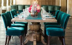 7 Velvet Dining Room Chairs That You Will Covet