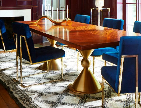 6 Astonishing Dining Room Table Designs By Jonathan Adler dining room table 6 Astonishing Dining Room Table Designs By Jonathan Adler 6 Astonishing Dining Room Table Designs By Jonathan Adler 5 600x460