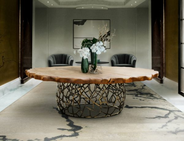 7 Amazing Rugs To Put In Your Dining Room Design dining room design 7 Amazing Rugs By BRABBU To Put In Your Dining Room Design 7 Amazing Rugs To Put In Your Dining Room Design 600x460