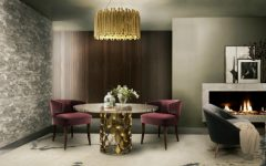 Add A Pop Of Color To Your Home With These Stylish Dining Room Chairs dining room lights How To Spruce Up Your Space With Gold Dining Room Lights Add A Pop Of Color To Your Home With These Stylish Dining Room Chairs 1 240x150