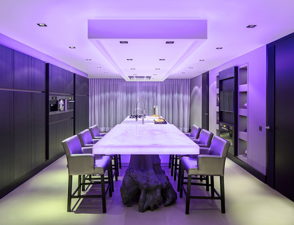 Eye-catching Modern Dining Room Decor in Purple dining room decor Eye-catching Modern Dining Room Decor in Purple 8Eye catching Modern Dining Room Decor in Purple 600x460