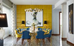 How To Pick Curtains For A Sophisticated Dining Room Design dining room design How To Pick Curtains For A Sophisticated Dining Room Design Top 5 Art Inspirations in Modern Dining Room Designs 240x150