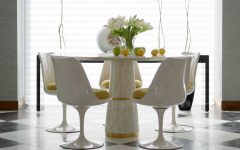 Wonderful Dining Room Designs With Yellow For This Autumn
