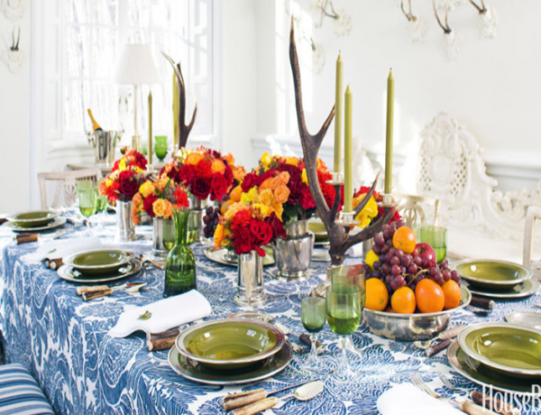 Simple And Amazing Thanksgiving Dining Room Decor Ideas dining room decor Simple And Amazing Thanksgiving Dining Room Decor Ideas pSimple And Amazing Thanksgiving Dining Room Decor Ideas 600x460