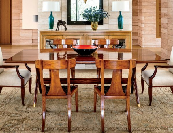 How To Decorate A Dining Room Set Like An AD100 Interior Designer dining room set How To Decorate A Dining Room Set Like An AD100 Interior Designer How To Decorate A Dining Room Set Like An AD100 Interior Designer 600x460