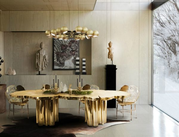 Top 6 Dining Room Furniture Exhibitors At Maison et Objet 2017 To See maison et objet 2017 Top Dining Room Furniture Exhibitors At Maison et Objet 2017 To Visit Top 6 Dining Room Furniture Exhibitors At Maison et Objet 2017 To See 7 600x460