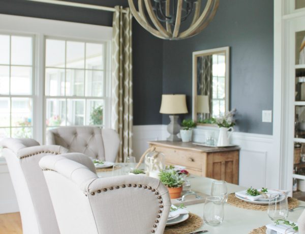9 Dining Room Decorating Ideas That Will Be Trendy This Summer 11 dining room decorating ideas 9 Dining Room Decorating Ideas That Will Be Trendy This Summer 9 Dining Room Decorating Ideas That Will Be Trendy This Summer 11 600x460