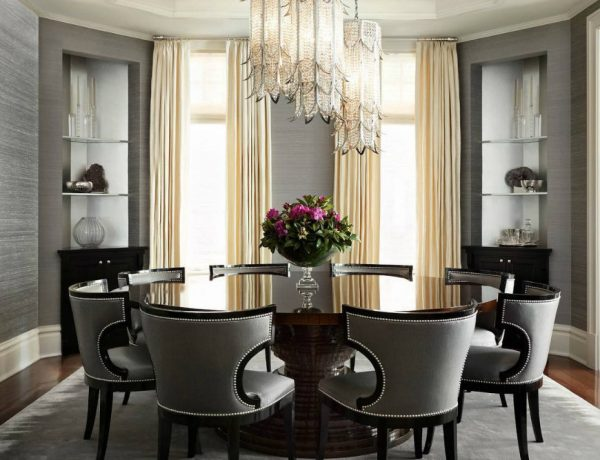 dining room decor 13 Reasons Why You Need A Grey Dining Room Decor feat 600x460