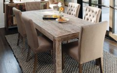 wooden dining tables 8 Wooden Dining Tables For A Rustic Yet Chic Room feat32 240x150