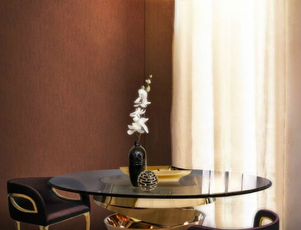 dark dining tables 8 Dark Dining Tables For A Chic & Modern Dining Room feat2 600x460