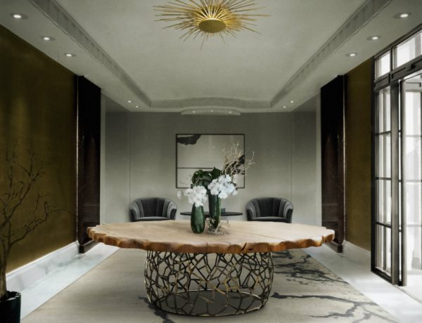 round dining tables 9 Round Dining Tables That Steal The Show feat3 600x460