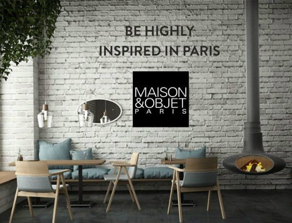 Maison et Objet 2018: enjoy BRABBU´s aparment experience! maison et objet 2018 Maison et Objet 2018: enjoy BRABBU´s aparment experience! Maisonetobjet2018 600x459