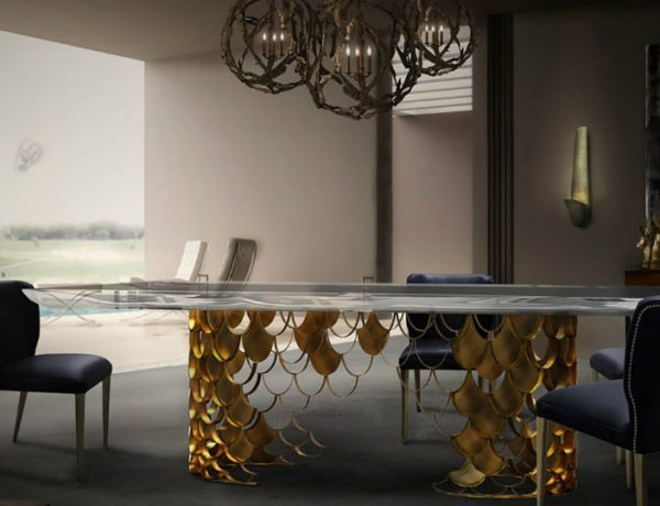 Best Modern Dining Room you won't miss modern dining room Best Modern Dining Room you won't miss capa 1 600x460