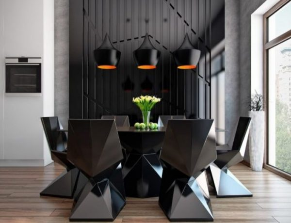 Luxury Design Chairs for Your Room dining room Inspiration: 5 Tips for Dining Rooms That You Have Not Thought Of Luxury Design Chairs for Your Dining Room10 1 600x460