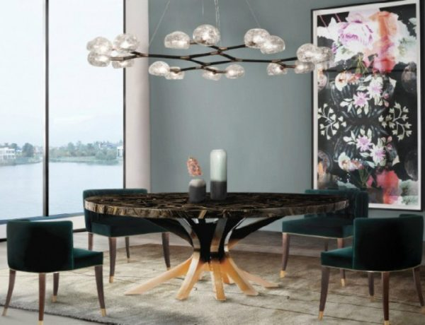dining room furniture Best Dining Room Furniture from BRABBU c 5 600x460