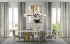 dining room decor 16 Stylish Dining room Decor Ideas to Impress your Guests cover 3 240x150