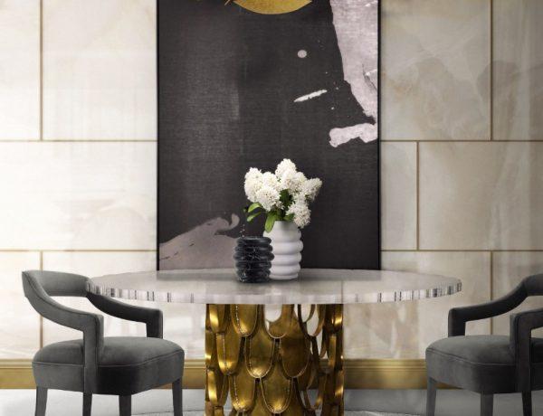 Handcraft Dining Room Furniture by BRABBU