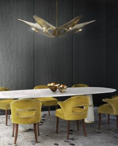 Handcraft Dining Room Furniture by BRABBU dining room Comfortable & Trendy Dining Room Chairs Handcraft Dining Room Furniture by BRABBU9 243x300