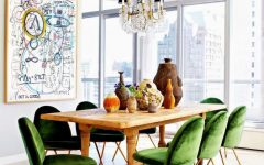 dining room Inspiration: Fabulous Dining Room Ideas dining room decorating ideas by nate berkus 6 240x150
