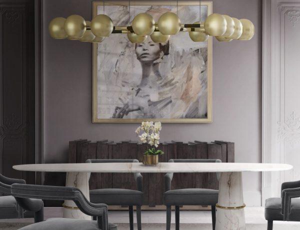 dining room Inspiration & Ideas: Stunning Dining Room Tables 123 1 600x460