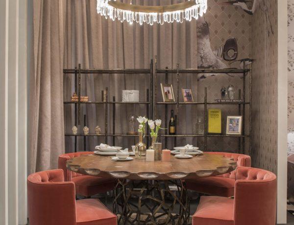 dining room 5 Great Dining Room Chairs & Stools MaisonObjetJAN4