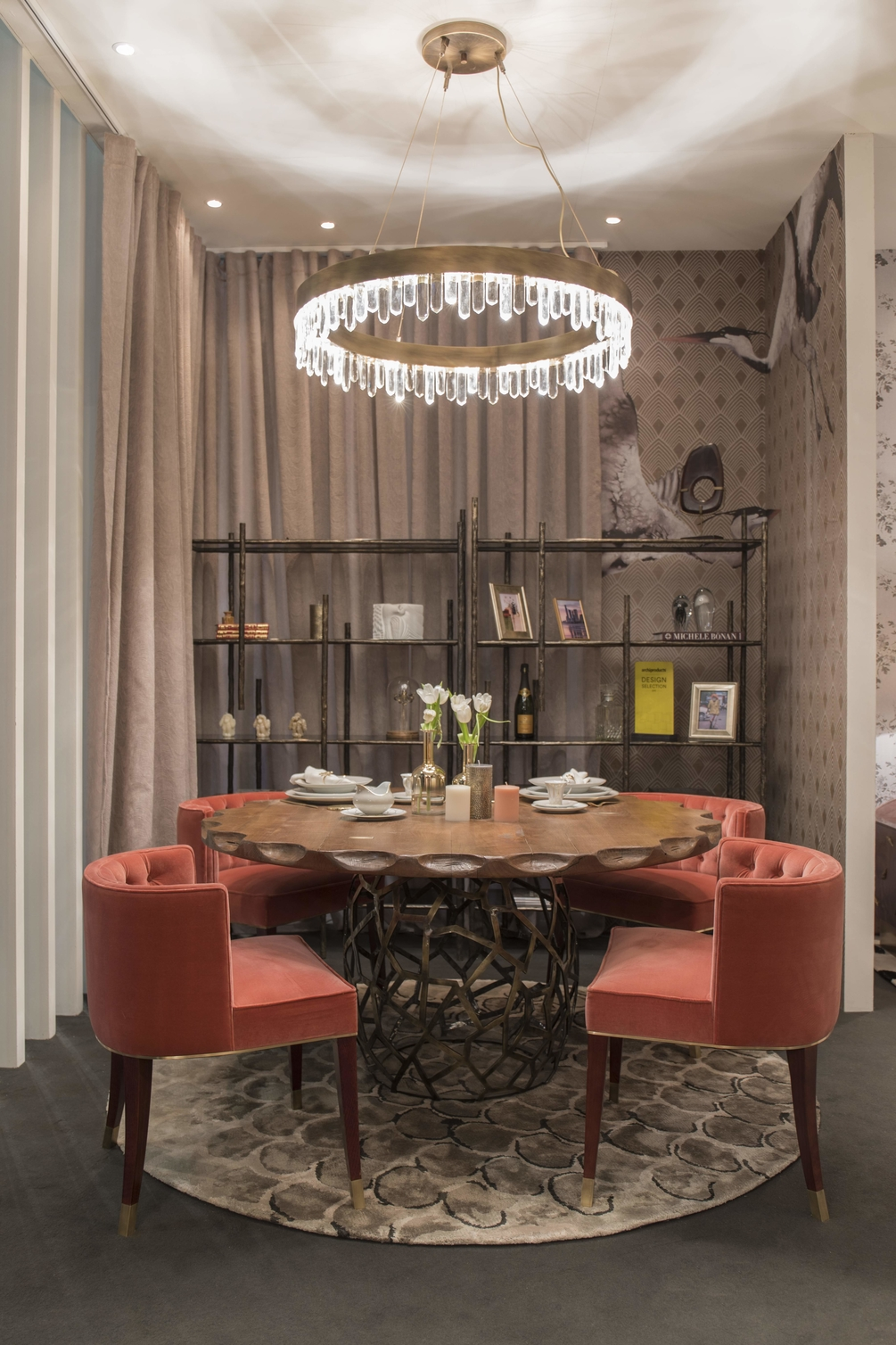 dining room 5 Great Dining Room Chairs & Stools MaisonObjetJAN4