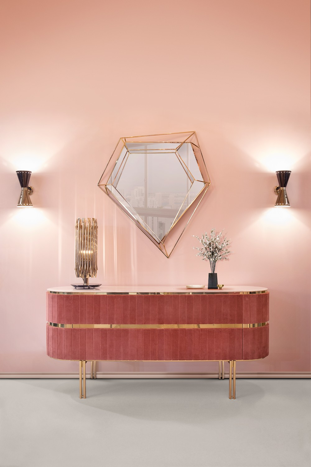 romantic design ideas You'll Love These Romantic Design Ideas For your Dining Room Area EH Hall mar17 1