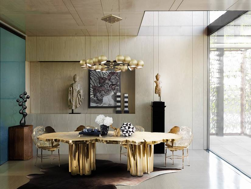 best dining room furniture Don't Miss Best Dining Room Furniture 2020| Salone del Mobile Milan cenario 1